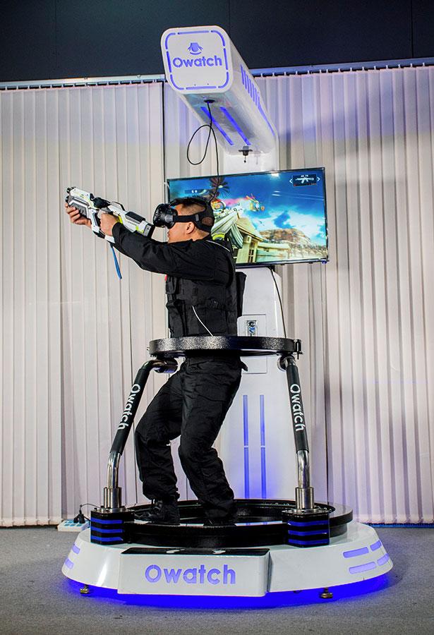 Owatch-VR-Walker