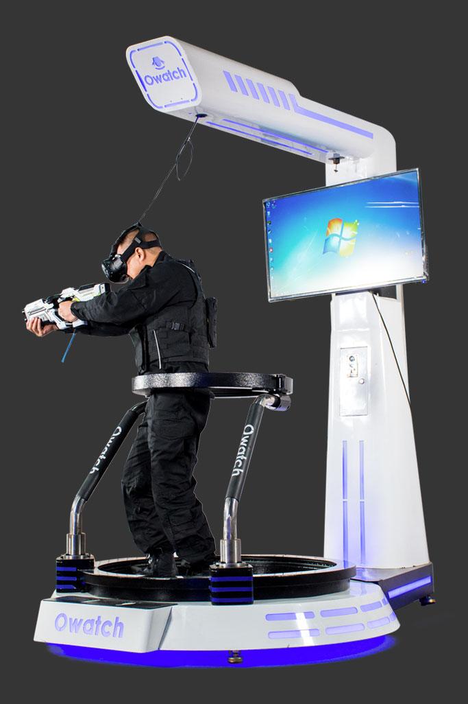 VR Walker | Owatch