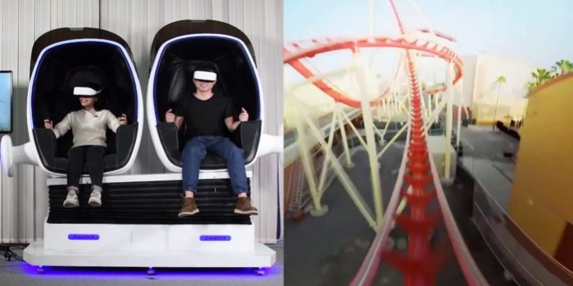bb64878b9e4 Owatch  9D Virtual Reality Simulator Egg 9D VR Cinema for Sale  VR Theme  Park Rides. You are here  Home · Video · VR Game Machine ...