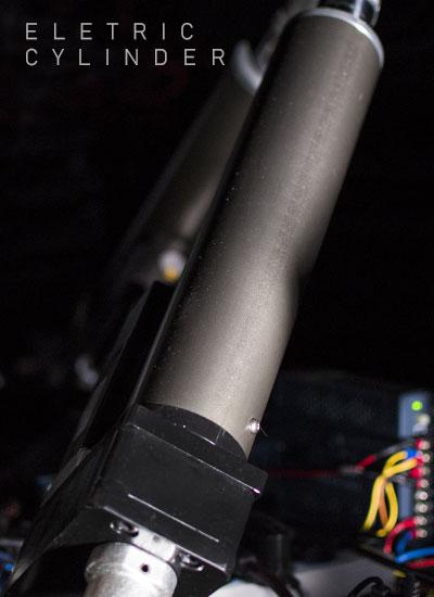 VR кресло 6 мест электрический цилиндр