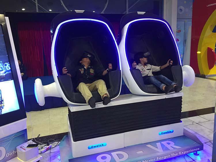 9d vr cinema 2 seats for kids