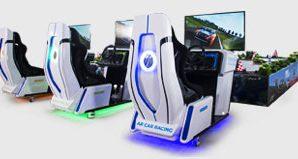 AR racing simulator-new