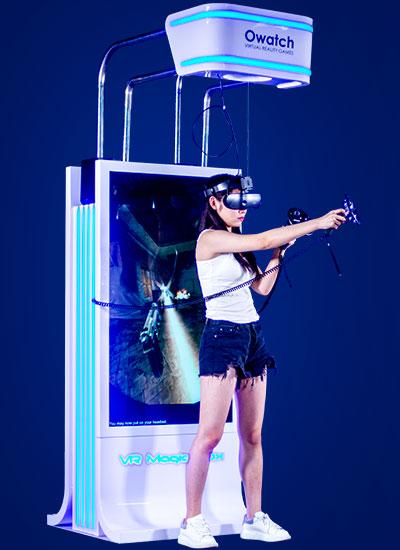 VR Standing platform