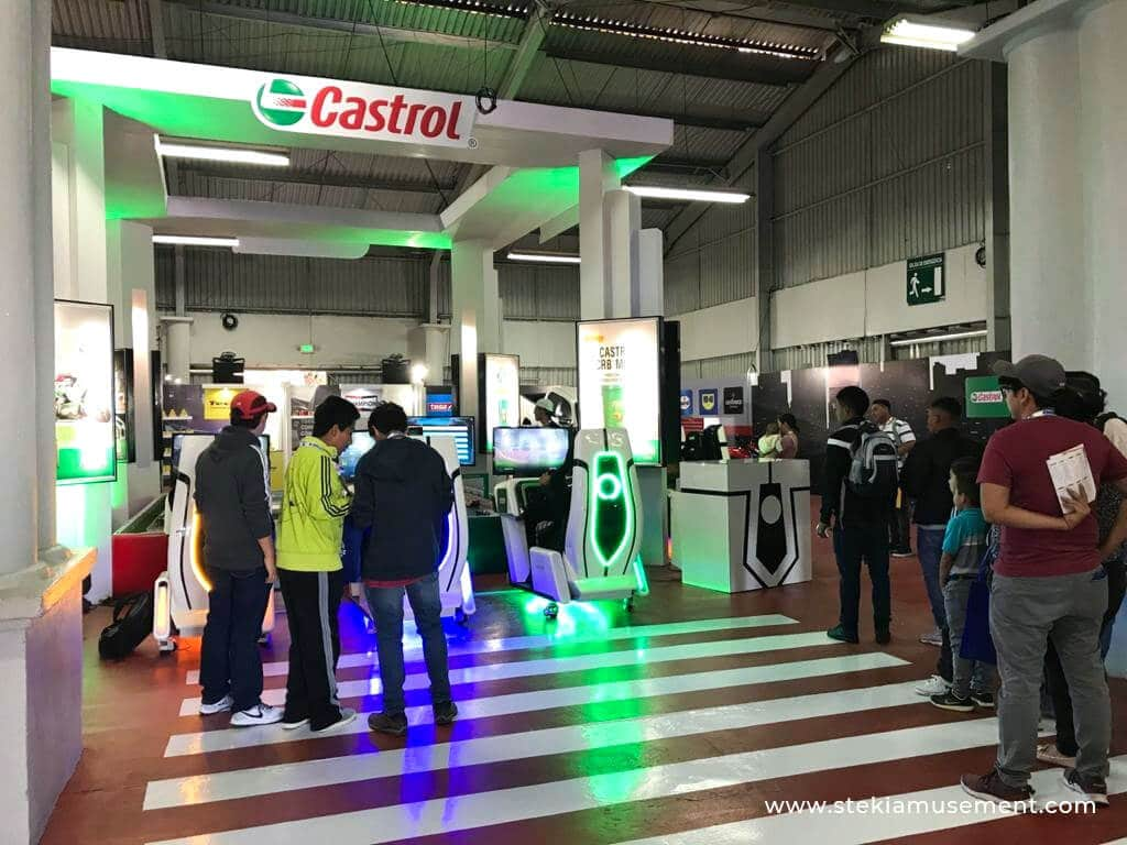 Owatch cooperation with Castrol Group ( Custom Edition AR Racing )