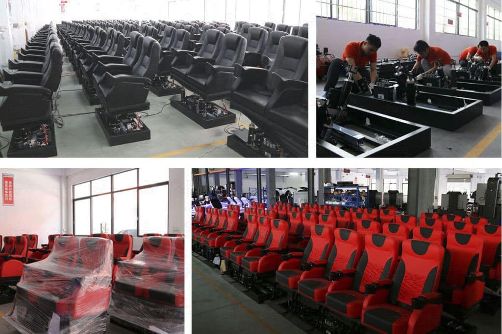 Seats 5D/7D Cinema