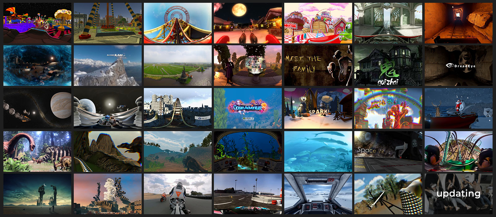 vr games / games / steam game