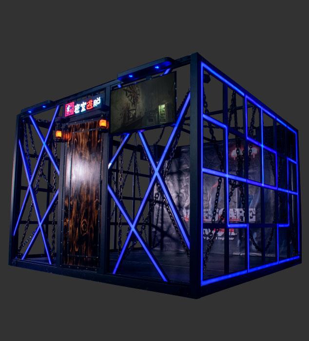 game center / vr center/ escape room / escape game