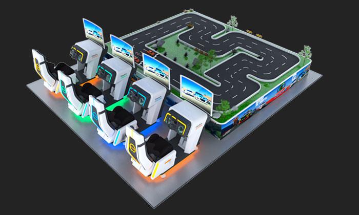 f1-racing-car-4-people
