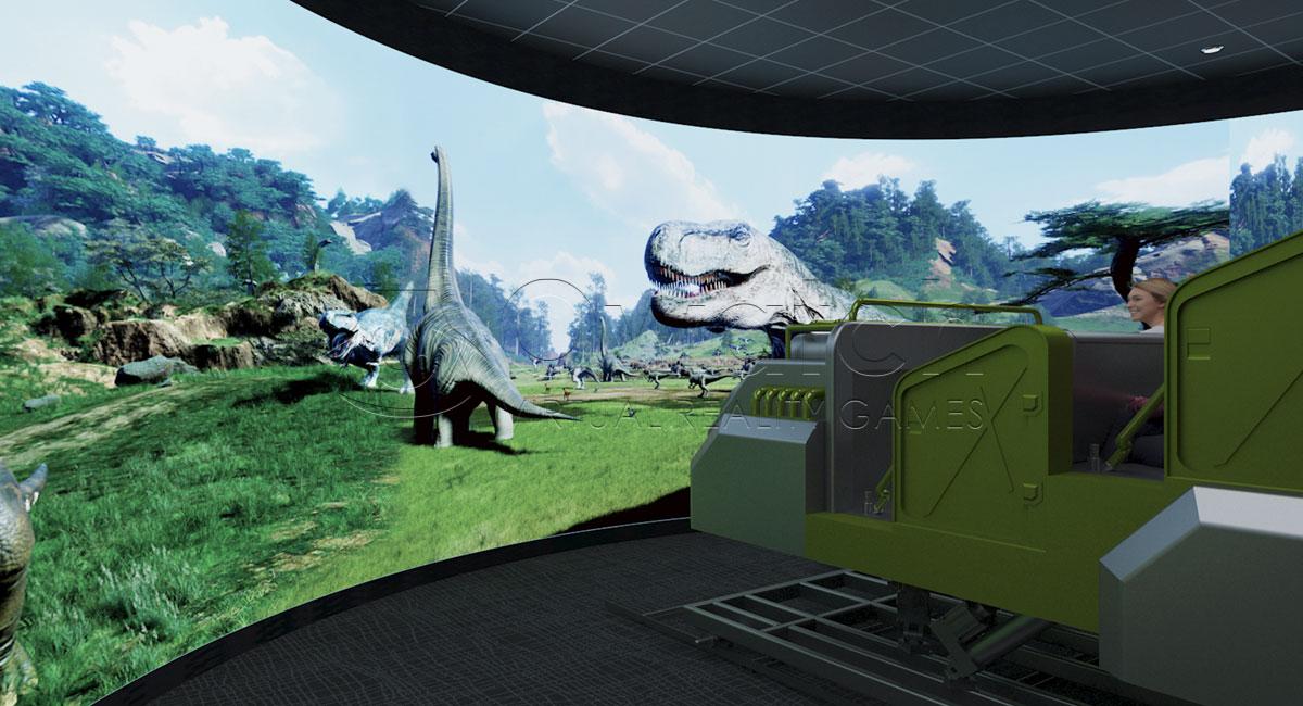owatch jurassic 3d ride cinema