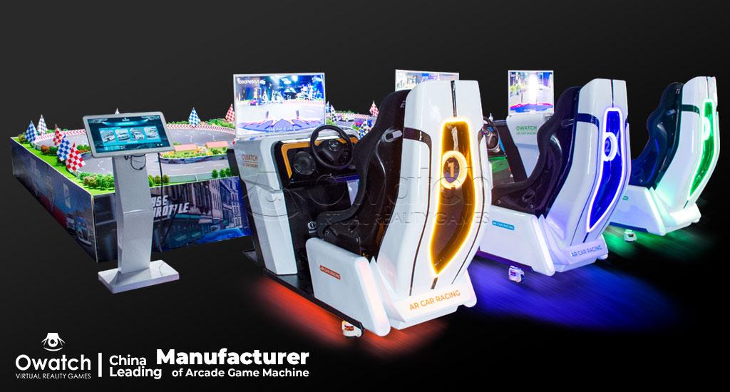 Augmented Reality Car / AR Racing Car