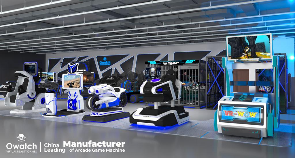 VR PARK / Virtual Reality Equipment